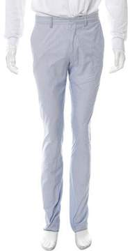 Band Of Outsiders Striped Straight-Leg Pants w/ Tags