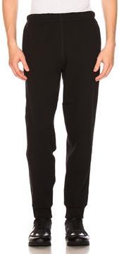 Engineered Garments Fleece Sweatpants in Black.