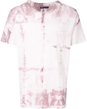 Levi's tie-dyed T-shirt