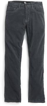 Quiksilver Distortion Straight Leg Corduroy Pants (Big Boys)