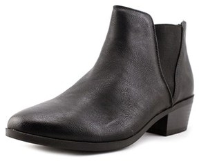 Call it SPRING Moillan Women Pointed Toe Synthetic Black Bootie.