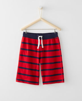 Hanna Andersson Bright Kids Basics Shorts In French Terry