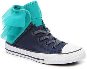 Converse Girls Chuck Taylor All Star Block Party Toddler & Youth High