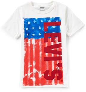 Levi's Big Boys 8-20 Short-Sleeve Logo Graphic Tee