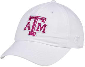 Top of the World Women's Texas A & M Aggies White Glimmer Cap