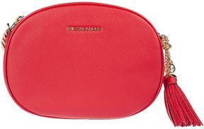 Michael Kors Ginny Medium Shoulder Bag - BRIGHT RED - STYLE