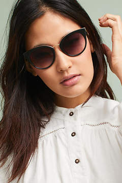 Anthropologie Moriah Cat-Eye Sunglasses