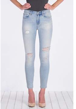 Henry & Belle High Waisted Skinny Ankle Jean.