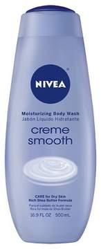 Nivea Crème Smooth Body Wash - 16.9oz
