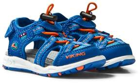 Viking Royal/Orange Thrill Sandals