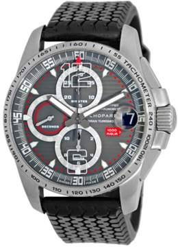 Chopard Mille Miglia GT XL Gran Turismo Racing Chronograph Stainless Steel Mens Watch