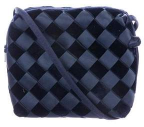 Bottega Veneta Vintage Intrecciato Crossbody Bag