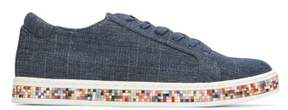 Kenneth Cole New York Reaction Kenneth Cole Joey Denim Low-Top Sneaker - Women's