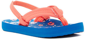 Reef Little Ahi Floral Flip Flop (Baby, Toddler, Little Kid, & Big Kid)