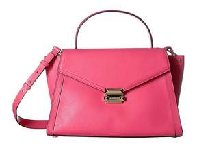 MICHAEL Michael Kors Whitney Large Top-Handle Satchel Satchel Handbags