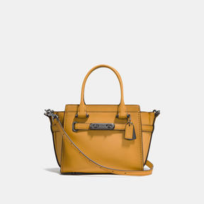 COACH Coach  - DARK GUNMETAL/YELLOW GOLD - STYLE