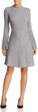 Design History Bell-Sleeve Knit Dress