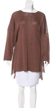 eskandar Linen Oversize Sweater