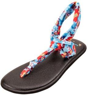 Sanuk Women's Yoga Sling Ella Prints Sandal 8157191