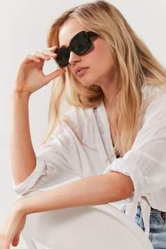 Urban Outfitters Ava Mod Square Sunglasses