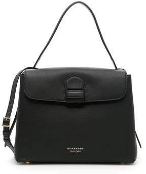 Burberry Medium Camberley Bag - BLACK|NERO - STYLE