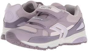Geox Kids Bernie 10 Girl's Shoes