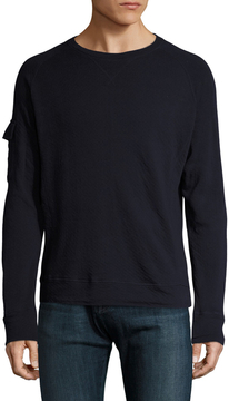 Gilded Age Men's Flap Pocket Crewneck Sweatshirt