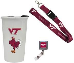 NCAA Virginia Tech Hokies Badge Holder