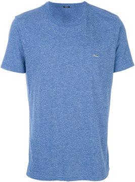 Denham Jeans marl effect T-shirt