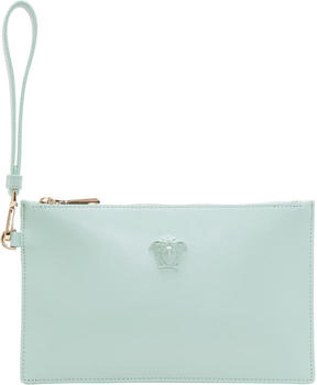 Versace Blue Small Palazzo Pouch