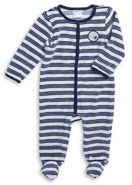 Absorba Baby Boy's Stripe Footie