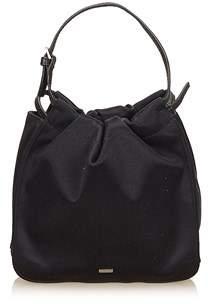 Gucci Pre-owned: Satin Handbag. - BLACK - STYLE