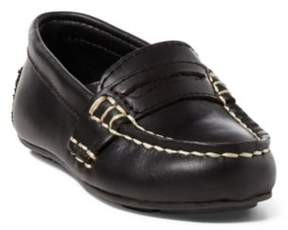 Ralph Lauren Telly Leather Penny Loafer Chocolate 4