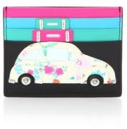 Kate Spade Scenic Route Leather Card Case - MULTICOLOR - STYLE
