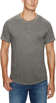 Alternative Apparel Men's Henley T-Shirt