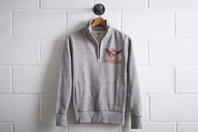 Tailgate Men's Auburn Half-Zip Fleece Popover