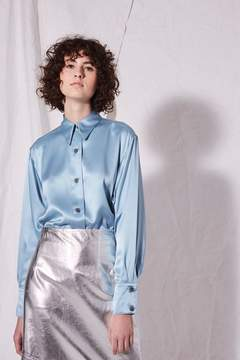 Boutique Sandwash silk shirt