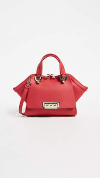 Zac Posen Eartha Iconic Mini Double Handle Satchel