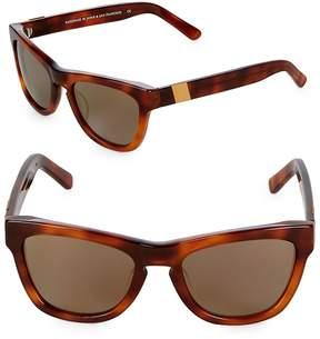 Westward Leaning Women's Pioneer 53MM Tortoise Shell Sunglasses