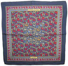 One Kings Lane Vintage Hermès Chasse En Inde Pochette Scarf