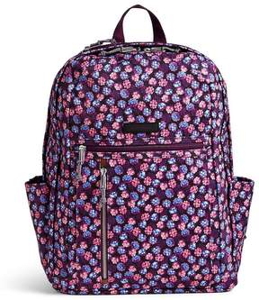 Vera Bradley Lighten Up Grande Backpack - BERRY BURST - STYLE