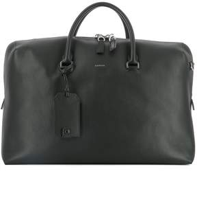Lanvin Black Leather Handle Bag