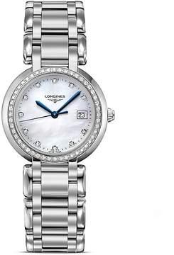 Longines PrimaLuna Watch, 30mm