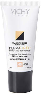 Vichy Dermafinish Corrective Fluid Foundation Gold 45