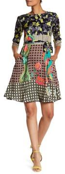 Desigual Istanbul Multiprint Dress