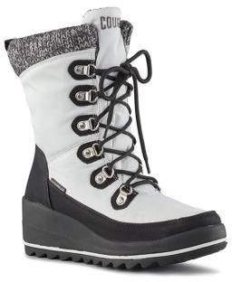 Cougar Layne Lace-Up Mid-Calf Boots
