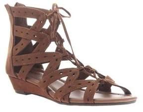 Madeline Women's Finesse Gladiator Sandal.