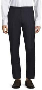 HUGO Hets Solid Slim Fit Wool Trousers