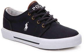 Polo Ralph Lauren Boys Hugo Youth Sneaker