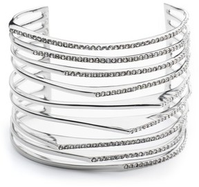 Alexis Bittar Women's Crystal Wrist Cuff